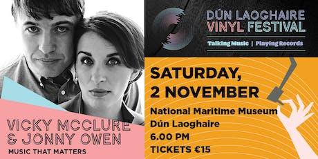 Vicky McClure & Jonny Owen: Music that Matters tickets