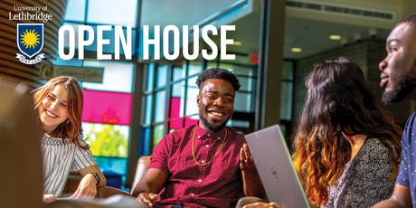 uLethbridge Fall Open House tickets