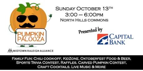 Pumpkin Palooza Fall Festival tickets