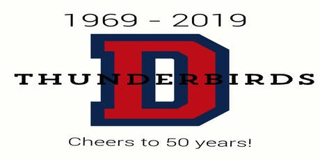 ONCE A T-BIRD... 50th Celebration of DeSoto School, Inc. tickets