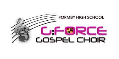 G:Force Gospel Choir - Autumn term 2019