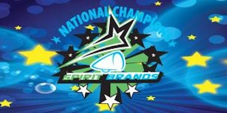 Spirit Brands National Championships & Beach Prom tickets