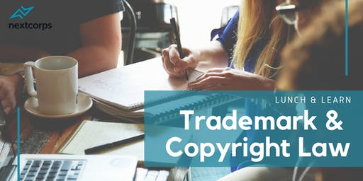 Lunch & Learn: Trademark & Copyright Law