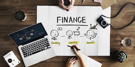 Financial Budgeting Fundamentals tickets
