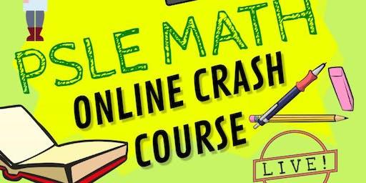 PSLE Math Crash Course