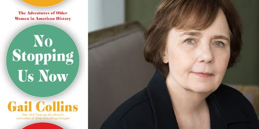 Gail Collins at the Brattle Theatre