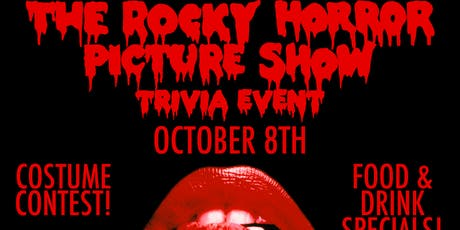 Rocky Horror Picture Show Trivia Event! tickets