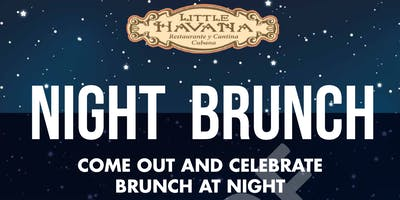 Havana Night Brunch