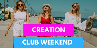 San Antonio Creation Weekend for Boss Babes & Creators: Hands on Event