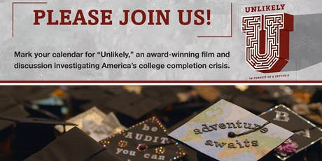 Unlikely - Documentary Screening tickets