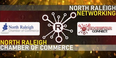 North Raleigh Chamber Rockstar Connect Networking Event (October) tickets