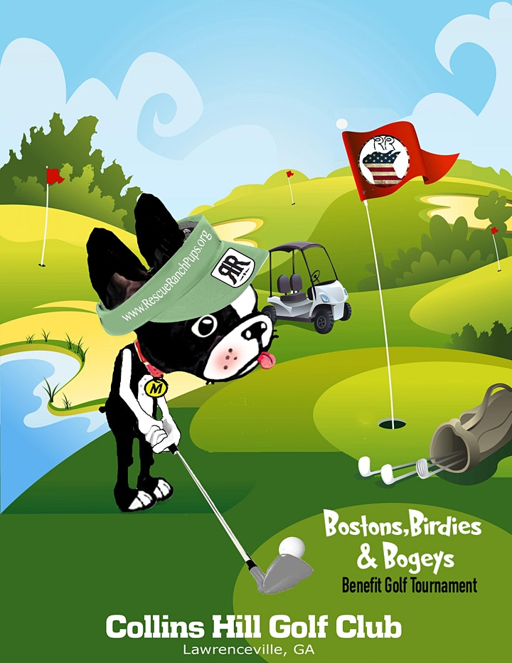 2021  Bostons Birdies and Bogeys - Benefit Golf Tournament image