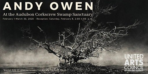 Andy Owen: Exhibit at the Audubon Corkscrew Swamp Sanctuary
