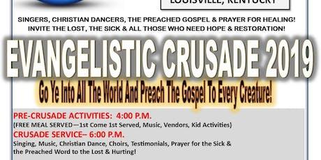 Chosen Life International Evangelistic Crusade tickets