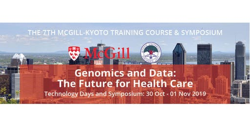 THE 7TH MCGILL-KYOTO SYMPOSIUM