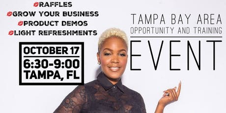 Tampa Bay area Training and Opportunity Event with Coach Chi tickets