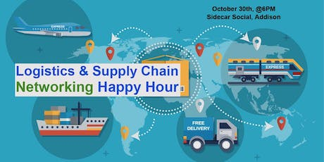 Logistics and Supply Chain Networking Happy Hour tickets