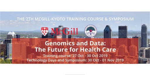 THE 7TH MCGILL-KYOTO TRAINING COURSE