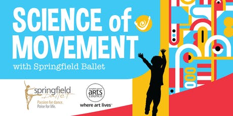 Science of Movement: Playful Planets tickets