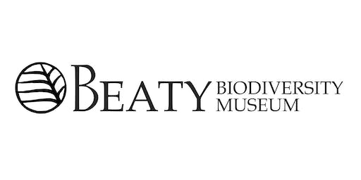 Biodiversity Lecture Series Featuring Beth Shapiro