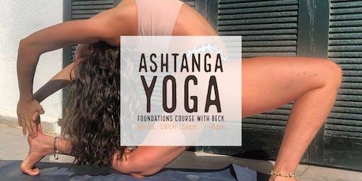 Ashtanga Yoga for Beginners with Beck