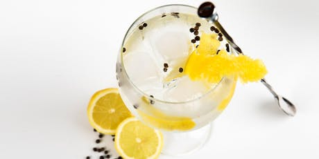 Gin Tasting Event - The Distilled History of Gin tickets