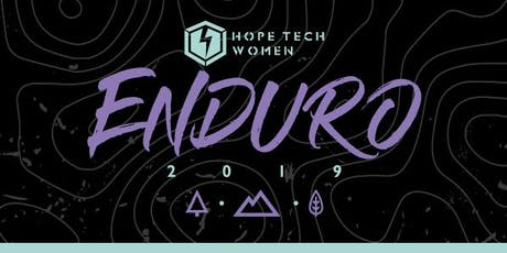 Hopetech Women Enduro - Afternoon Coaching Session Beginner Group tickets