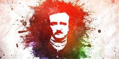 Halloween with Edgar Allan Poe with Lucien Douglas