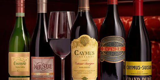 Caymus Wine Dinner Annapolis