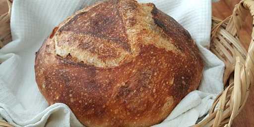 BREAD MAKING CLASS: Sourdough Bread