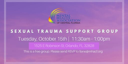 Sexual Trauma Support Group
