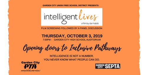 Intelligent Lives Screening & Panel Discussion