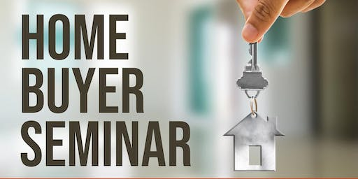 FREE HOME BUYER SEMINAR (BUY WITH NO DOWN PAYMENT & NO CLOSING COST)