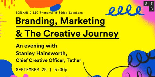 Stanley Hainsworth B-Sides Session: Branding, Marketing & the Creative Journey
