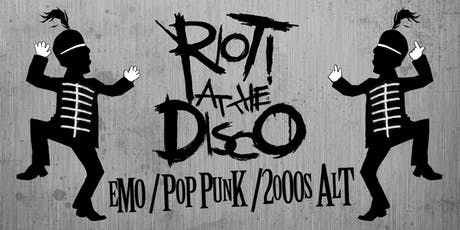 Riot at the Disco tickets