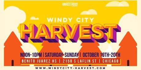 Windy City Harvest Festival tickets