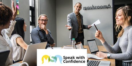 Speak with Confidence - Malmesbury tickets