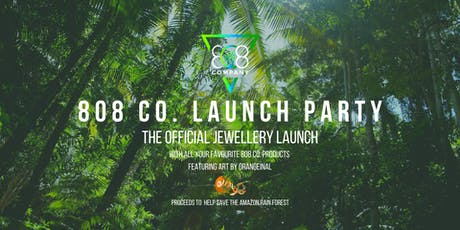 808 Co. Launch Party! tickets