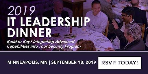 2019 IT Leadership Dinner: Build or Buy