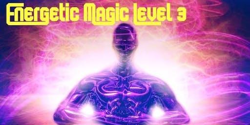 Energetic Magic Level 3