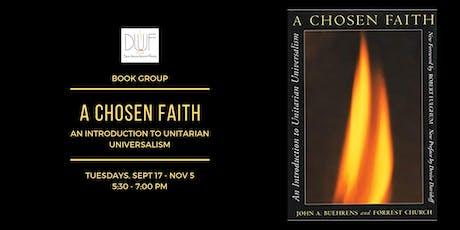 Book Group: A Chosen Faith tickets
