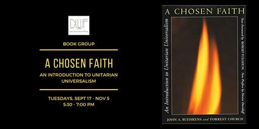 Book Group: A Chosen Faith