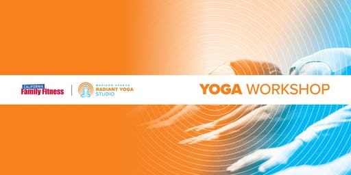 Yoga Basics Workshop (Madison Avenue Radiant Yoga Studio)