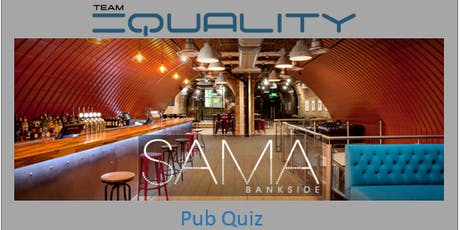 SAMA Pub Quiz tickets