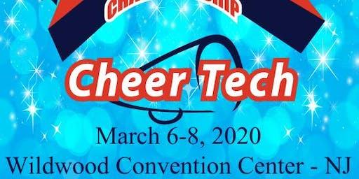 Cheer Tech's Spirit National Championships & World Bid