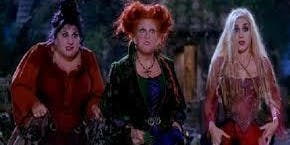 "RainDance Movie Night presents""Hocus Pocus"" in the Courtyard"