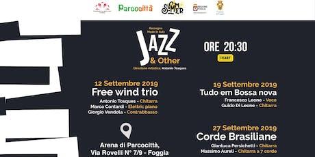 Jazz & Other biglietti