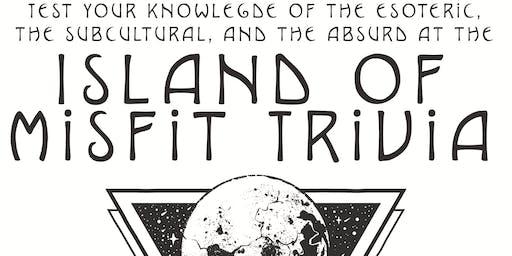 Elm City Games' Island of Misfit Trivia Game Night