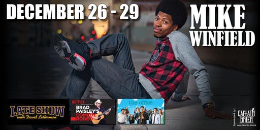 Stand up Comedian Mike Winfield Live in Naples, Florida