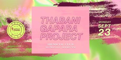 Thabani Gapara Project in Hawaii tickets
